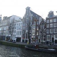 каналы Амстердама :: Маруся