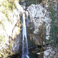 Один из Агурских водопадов :: Елена Павлова (Смолова)