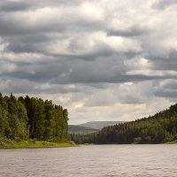 Облака над Вишерой :: Олег Резенов