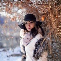 Моя зима :: Алеся Корнеевец