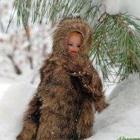Хороша ты, русская зима! :: Андрей Заломленков