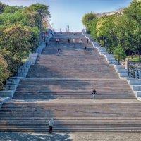 Потемкинская лестница :: Вахтанг Хантадзе