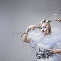 магия зимы :: Александра Макаренко