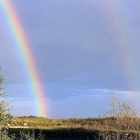 Двойная радуга. :: оля san-alondra