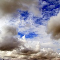 Небо белого цвета :: Ирина C