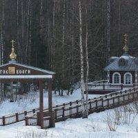 Исток великой русской реки-Волги :: Светлана Ларионова