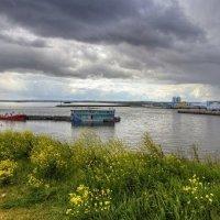 Вид на Кронштадский корабельный фарватер :: Константин
