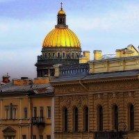 Купол Исаакиевского собора :: Фотогруппа Весна.