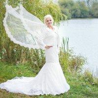Крылатая бабочка :: Екатерина Гриб