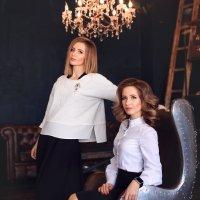 Сестренки-близняшки :: Елена Инютина