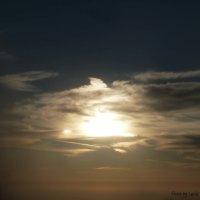 мартовский закат над Москвой :: Svetlana (Lucia) ***