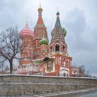 Храм... :: Ирина Шарапова