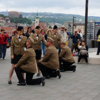 Выступление военного оркестра .. :: Алёна Савина