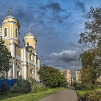 Князь-Владимирский собор :: Valeriy Piterskiy