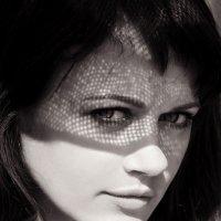 Девушка в чб :: Олеся Загорулько