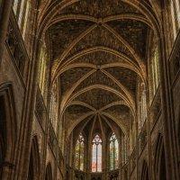 Бордо. Кафедральный собор Сен-Андре. :: Надежда Лаптева