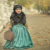 Барыня :: Анастасия Бембак