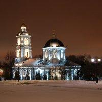 Церковь Иконы Божией Матери Живоносный Источник в Царицыно :: Максим Ершов