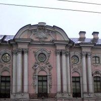 Строгановский Дворец :: Svetlana Lyaxovich