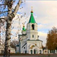 Церковь Илии Пророка :: Михаил Пахомов