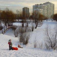 Труден подъем :: Андрей Лукьянов