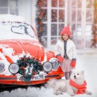 Зимняя сказка :: Юлия Масликова