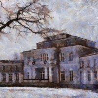 Бывала здесь и княгиня Голицына - пушкинская Пиковая дама.... :: Tatiana Markova
