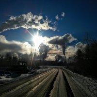 Ядерная зима :: Андрей