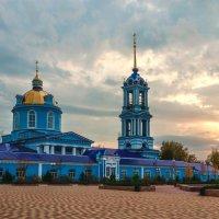 Церковь-Успения-Пресвятой-богородицы-в-Задонске :: Александр Березуцкий (nevant60)