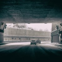 Свет в конце тоннеля :: Илья