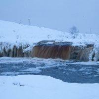 Тосненский водопад :: Ксения Фалёва