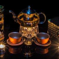 Приглашение к чаю :: Андрей Поляков