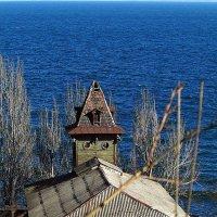 домик у моря :: Александр Корчемный