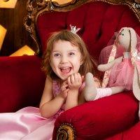 Шаловливая принцесса Алёна :: Анна