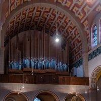 Орган в соборе Св. Антония, Дюссельдорф :: Witalij Loewin