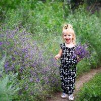 Лесные цветы :: Андрей Ильин