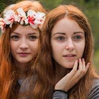 Двойной портрет :: Nn semonov_nn