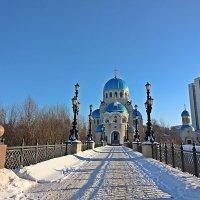 Дорога  к  Храму ! :: Виталий Селиванов