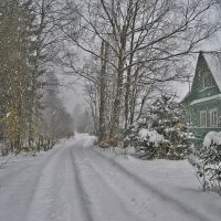 Деревенская дорога :: Натали Пам