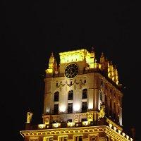 Башня с часами, Минск :: Вера Аксёнова