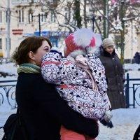 Забота о маме. :: Paparazzi