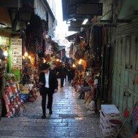 На рынке Иерусалима :: Елена Григ
