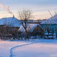 Занесенные снегом-2 :: Сергей