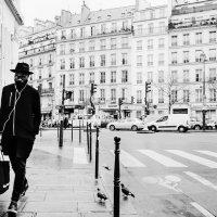 Черно-белый Париж :: Юлия Корышева