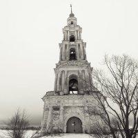 Колокольня Никольского собора. :: Igor Rusakevich