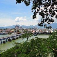Вьетнам, г.Нячанг, устье реки Song Cai :: Евгений Карский
