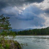 От дождя к солнышку. :: Валерий Медведев