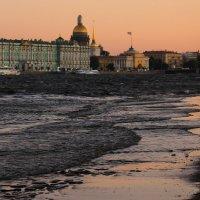 Пляж на Петропавловке :: Мария