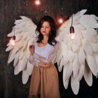 Прекрасный белый ангел) :: Julia Volkova