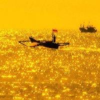 золотая Индонезия :: Александр